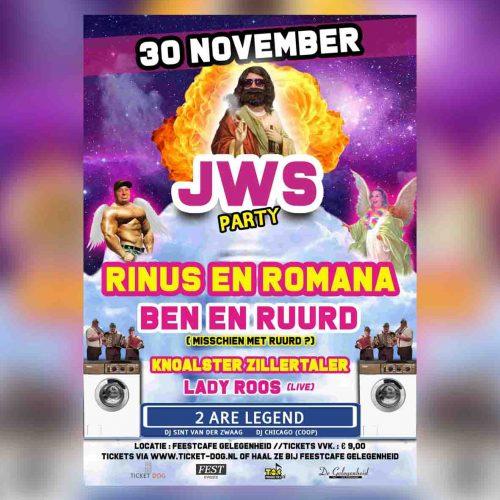 JWS Party – Regular Ticket